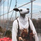 JANE ALEXANDER Frontier with ghost, 2007 Stampa fotolitografica a colori – esemplare n° 12/15, 50x70 cm. Collezione privata