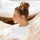 Hair e Make up: William Cerf & Emma Guerri @Saint Algue | Styling: Aurore Donguy | Photo: Romain Rosa