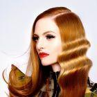 Hair: Ceri Cushen Colour Director @ Metropolis Hairdressing/  Styling: No Wear Designs/ Make up: Sascha Rai/ Photo: Robert Masciave/ Products: Revlon Professional
