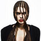 Hair: Jake Unger @ HOB Salons / Make up: Scarlett Burton / Styling: Ozzy Shah / Photo: John Rawson