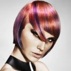 Hair: Chad Demchuk, assisted by Jack Spencer / Make up: Nancy Luna / Products: Colour- Joico /  Images: FPA Media  / Photo: John Rawson