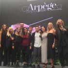 Marco Todaro con il team Arpège Opera