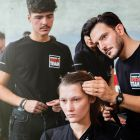 Hair: Team Artistico di Toni&Guy Italia / Photo: Carmelo Poidomani