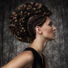 Hair: Matteo Susini @Loft parrucchieri, Styling: Anika Esposito, Make up: Carla Curione, Photo: Shkelzen Konxheli