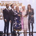 MainStage 2018: Lifetime Achievement Award goes to Jackie Lark 40 years at TONI&GUY