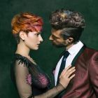 Hair: Gandini Team /Styling: Giuseppe Dicecca /Make up: Alemka Krupic /Photo: Paulo Renftle