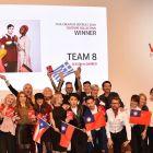 ITVA 2018 Couture Collection Award: Team 8