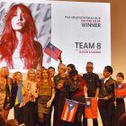 ITVA 2018 Couture Color Award: Team 8