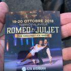 "Marco Todaro cura il look del musical ""Romeo & Juliet"""