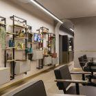 Photo: Carmelo Poidomani / Styling supported by Studio Salaris / Green Design: Tillandsia di Michieli Floricoltura  / Trade Fornitures: Takare Belmont  / Architect: Ama Architettura  / Contractor: Contract