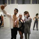 Selfie collection by Attilio Artistic Team