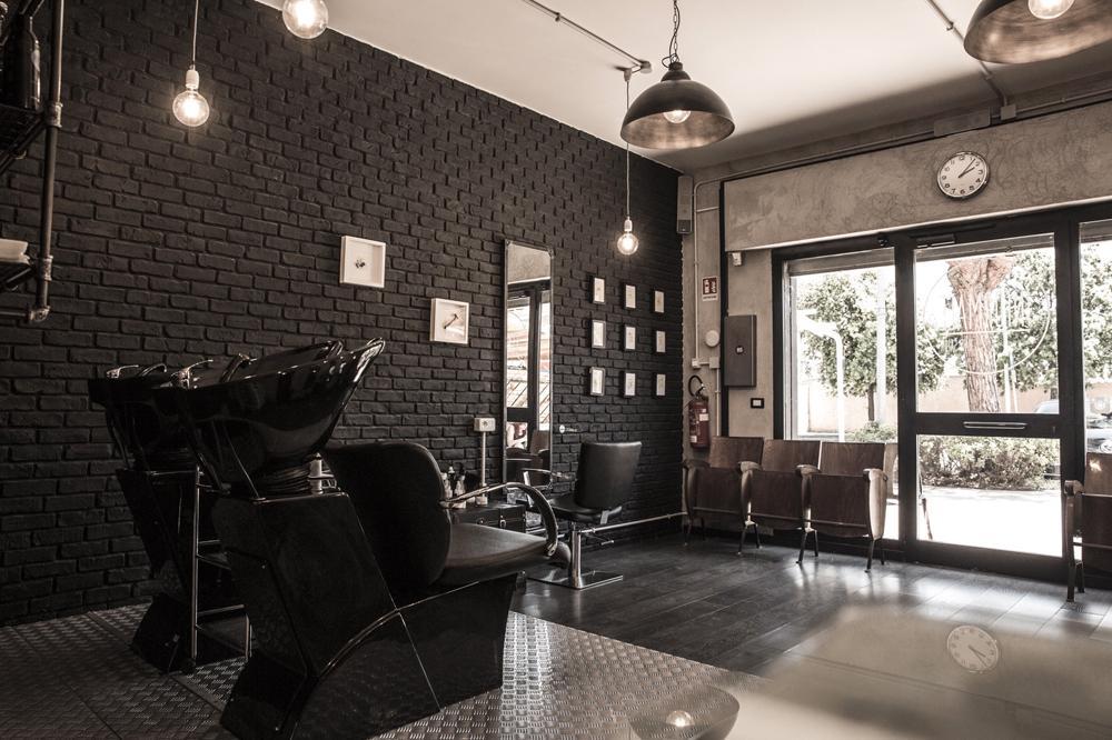 Industriale uno stile di arredamento perfetto in salone for Arredamento stile industriale roma