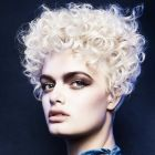 Hair: Jonathan Turner @HOOKER & YOUNG  / Make up: Megumi  / Styling: Clare Frith  / Photo: Jack Eames