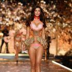 Hairlook degli angeli di Victoria's Secret