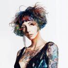 Hair: Kaizen Education/Photo & Creative Direction: Sal Misseri