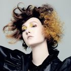Hair: Sharon Tranter / Photo: Damien Carney / Make-up: Roque Cozette / Styling: Nikko Kefalas