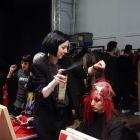 Sens.ùs Hairlovers - backstage