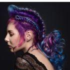 Hair: Denise van de Leur @HaarStudio Denise, Gouda / Photo: Sanne Grasdijk  / Make up Artist: Elise Langenhuisen