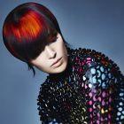 Hair and Colour: Chrystofer Benson / Photos: John Rawson @ TRP / Assistant: Paul Gill @ TRP / Make-up: Danielle Donahue / Styling: Hannah Leigh