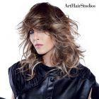 Hair: Art Hair Studios/Styling: Anna Perghem - Mind Store/Photo: James Rudland/Products: Wella Professionals, System Professional, Professional Sebastian, Nioxin, OPI