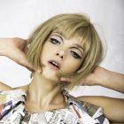 Hair: Studio 65 Agency/Make up: Alessandra Poli/Dress: Alessandra Marchi/Styling: Costanza Grassini/Photo: Annalisa Ceccotti