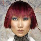 Hair: Alexander Kiryliuk per SK Style Barcelona/Color: Kílian Garrigós/Make up: Miguel Silva/Style: Elena Estaun/Photo: David Arnal