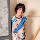 Hair: Vitality's/Art Direction: Armando Testa/Production: Paola Sciarretta/Styling: Silvia Panceri/Make up: Francesca Angelone/Photo: Nadia Moro