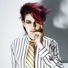 Hair: Alain Pereque/Styling: Fritz/Make up: Marika D'Auteuiller/Photo: John Rawson/Images: FPA