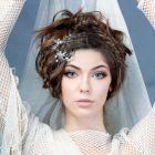 Hair: Salvo Filetti Hair Designer/Make up: Orazio Tomarchio per La Truccheria Cherie/Photo: Antonia Di Maria