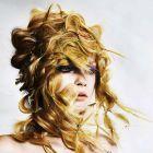 Hair: Gary Taylor, Edward & Co/Photos: John Rawson/Make-up: Jo Sugar