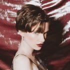 Hair: Christophe-Nicolas Biot/Direction artistique : Christophe-Nicolas Biot/Assistant coiffure : Vincent Shum /Make up: Vichika Yor /Styling: Federica Trotta Mureau /Photo: Danilo Fala