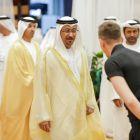 His Excellency Eng. Dawood Abdulrahman Al Hajiri opened Beautyworld Middle East 2019