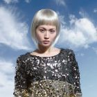 Hair: Gandini Team Hair Stylist/Styling: Giuseppe Dicecca/Make up: Monica Ricciardi/Photo: Paulo Renftle/Products: Vitality's