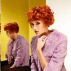 Hair & Color: Laurent & Carole Voisinet / Makeup: Mariana Miteva & Mathilde Charot / Styling: Véronique Suchet & Pascal Latil