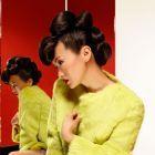 Hair & Color: Laurent & Carole Voisinet / Make up: Mariana Miteva & Mathilde Charot / Photo: Pascal Latil / Retouch: Elena Misjuk & Pascal Latil / Styling: Véronique Suchet & Pascal Latil