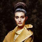 Hair: F&M Creative Team / Photo: Mauro Carraro / Styling: Jivomir Domoustchiev / Make up: Amy Barrington / Products: TIGI Copyright
