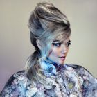 Hair: Vivienne Mackinder / Colour: Lori Zabel / Photo: Des Murray / Make up: David Maderich / Stylist: Nikko /Tools: Denman / Images: FPA