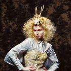 Hair: F&M Creative Team / Styling: Jivomir Domoustchiev / Make up: Amy Barrington / Photo: Mauro Carraro / Products: TIGI Copyright