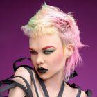 Hair: Attilio Artistic Team for Alfaparf Milano / Concept: Lorenzo Marchelle / Make up: Davide Maisano / Photo: Vanessa Polignano