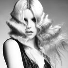 Hair: Andrew Smith / Photo: Richard Miles / Make up: Louise Lerego / Hair assistant: CC McNamee