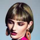 Hair: Borja Carbonell @ Salones Carlos Valiente / Photo: Esteban Roca / Make up: Nacho Sanz / Stylist: Salones CV