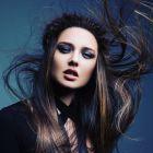 Hair: Brandon Messinger / Photo: Deborah Selwood / Make up: Priscilla Messinger / Tools: Denman & Kasho / Images: FPA