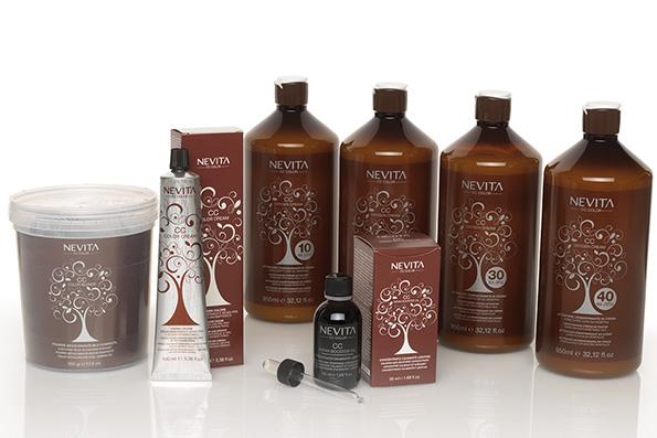 nevita prodotti per capelli